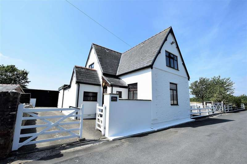 4 Bedrooms Detached House for sale in The Old School, Porthkerry, Rhoose, Nr Barry