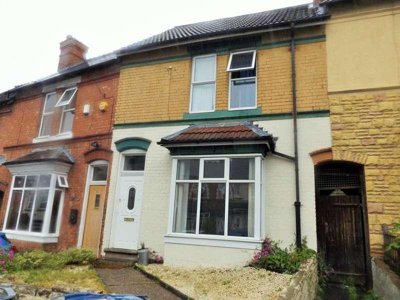 4 Bedrooms Terraced House for sale in Hillaries Road, Erdington