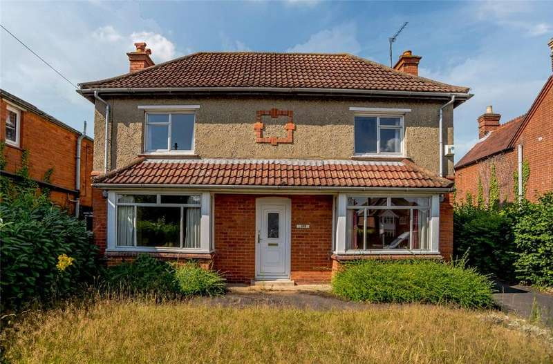 3 Bedrooms Detached House for sale in Bath Road, Thatcham, Berkshire, RG18