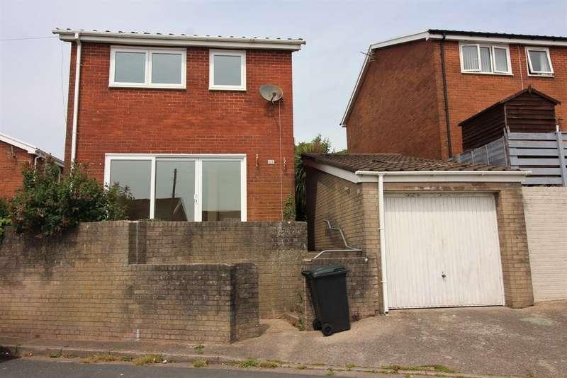 4 Bedrooms Detached House for sale in Bryn Bevan, Newport,