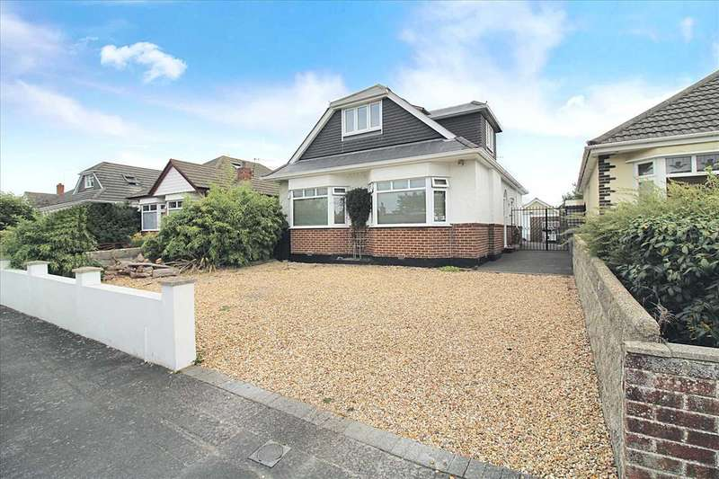 4 Bedrooms Bungalow for sale in Hill View Road, Ensbury Park, Bournemouth