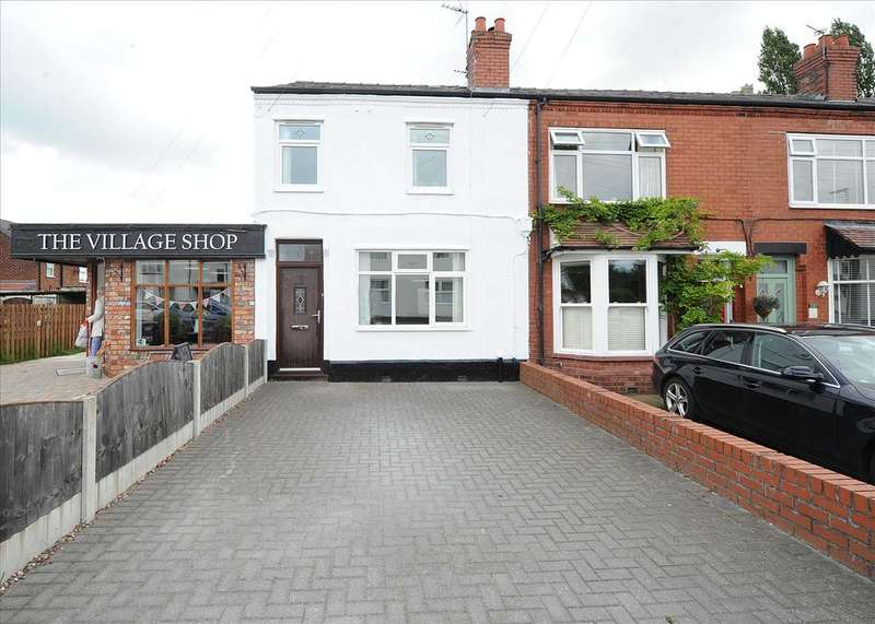 2 Bedrooms Terraced House for sale in 531 Manchester Road, Rixton WA3 6JU