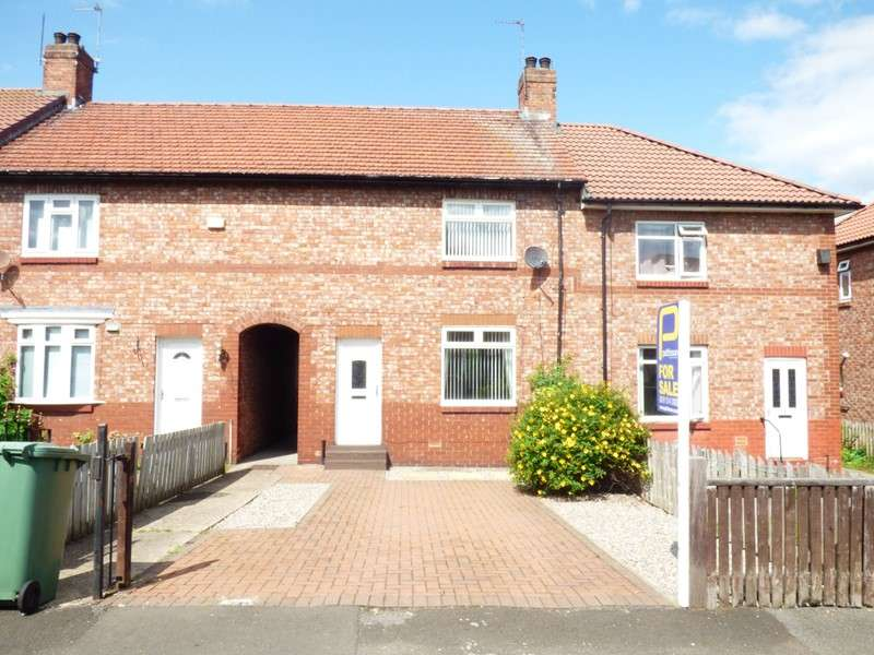 2 Bedrooms Property for rent in Minton Square, Sunderland, Tyne and Wear, SR4 6RQ