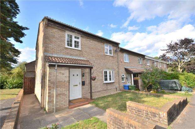 3 Bedrooms End Of Terrace House for sale in Dalcross, Bracknell, Berkshire