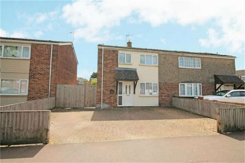 3 Bedrooms Semi Detached House for sale in Dunsham Lane, Aylesbury, Buckinghamshire