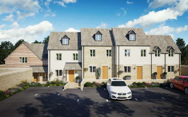3 Bedrooms Mews House for sale in Minchinhampton
