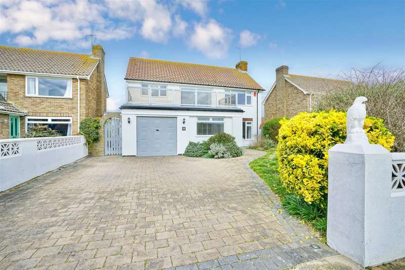 3 Bedrooms Detached House for sale in Falcon Close, Shoreham-By-Sea