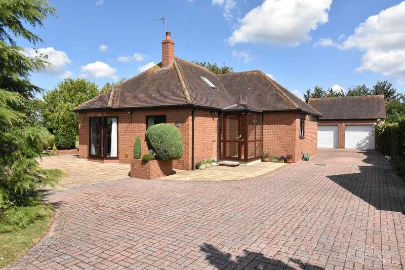 4 Bedrooms Detached Bungalow for sale in Tredington Park, Tredington, Tewkesbury, GL20