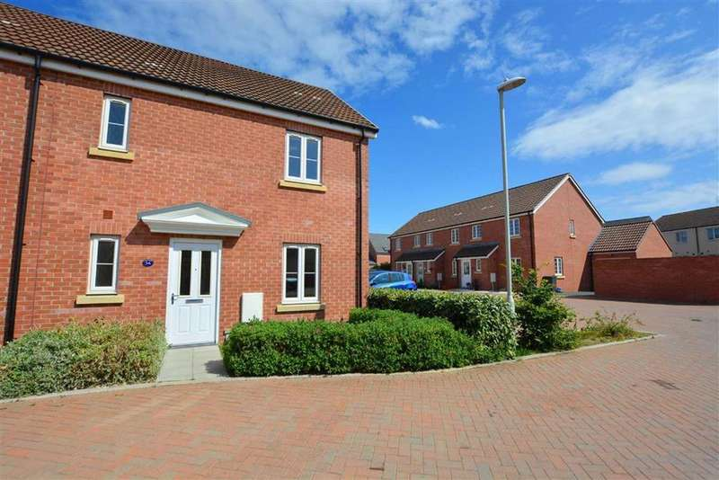 3 Bedrooms End Of Terrace House for sale in Swannington Drive, Kingsway