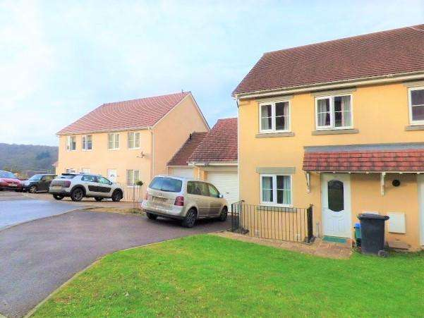 4 Bedrooms End Of Terrace House for sale in Staple Edge View, Ruspidge, Cinderford GL14 3EJ