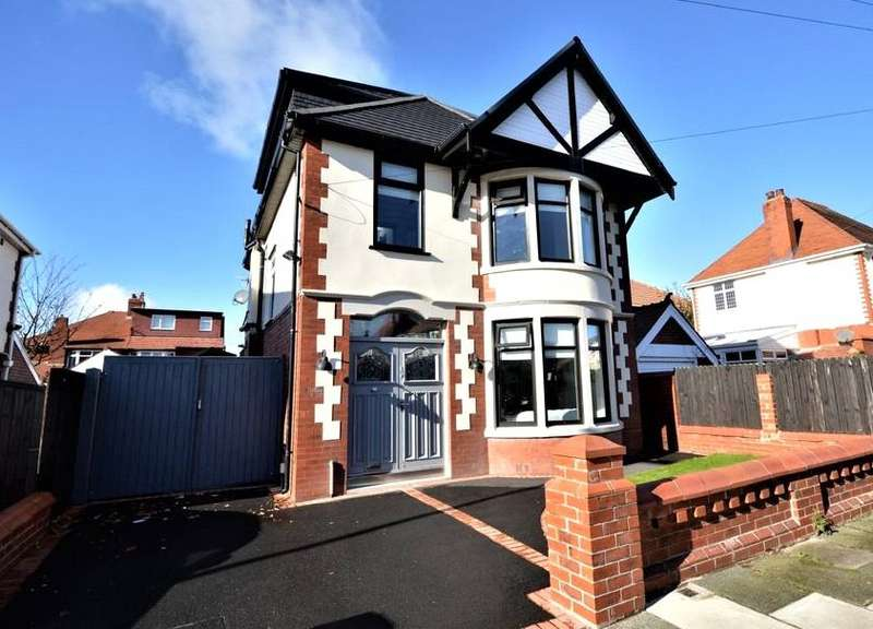 4 Bedrooms Detached House for sale in Antrim Road, Bispham, Blackpool