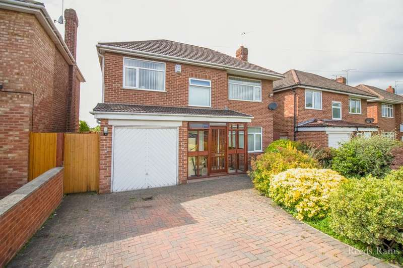 4 Bedrooms Detached House for sale in Glen Road, Great Sutton, Ellesmere Port, CH66