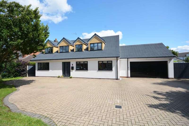 5 Bedrooms Detached House for sale in Bridgend, Yelvertoft