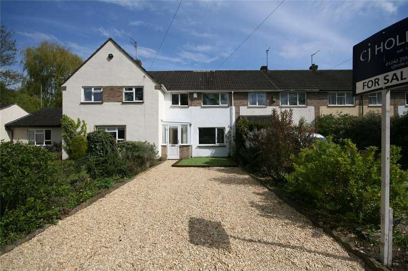 3 Bedrooms House for sale in Westbourne Drive, Pittville, Cheltenham, GL52
