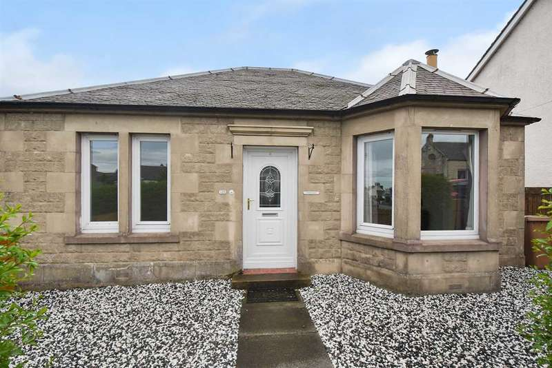 2 Bedrooms Detached Bungalow for sale in Cocklaw Street, Kelty