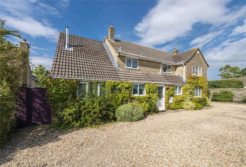 4 Bedrooms Detached House for sale in Ryme Intrinseca, Sherborne, Dorset, DT9