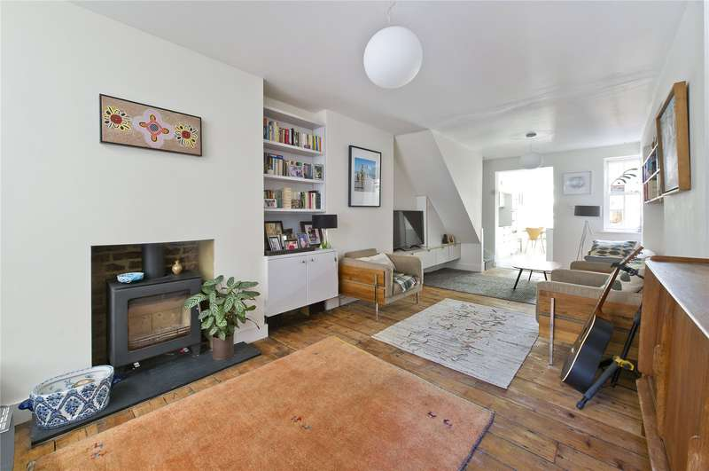 3 Bedrooms Terraced House for sale in Algar Road, Isleworth, TW7