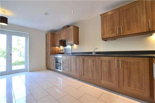 4 Bedrooms Town House for sale in Greenways, GLOUCESTER, GL4 3SA