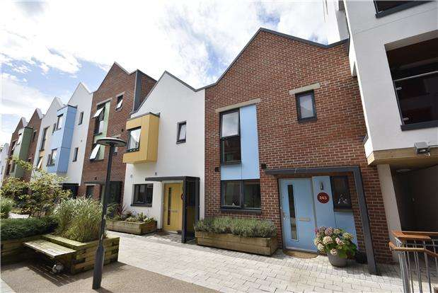 3 Bedrooms End Of Terrace House for sale in Paintworks, Arnos Vale, Bristol, BS4 3AS