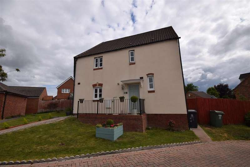 3 Bedrooms Semi Detached House for sale in Spoonbill Close, Quedgeley, Gloucester