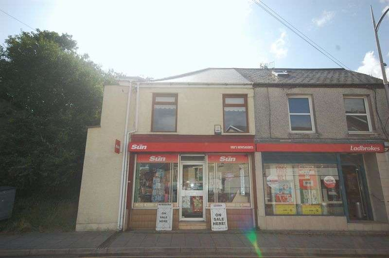 Property for sale in 72 High Street, Aberdare