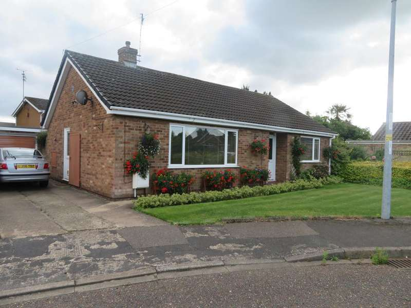 3 Bedrooms Detached Bungalow for sale in Les Baux Place, Off Arles Avenue, Wisbech, Cambs, PE13 2SU