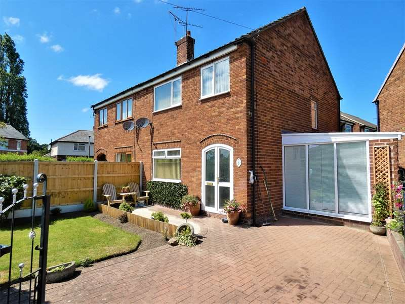 3 Bedrooms Semi Detached House for sale in Alder Grove, Chester, Cheshire, CH2