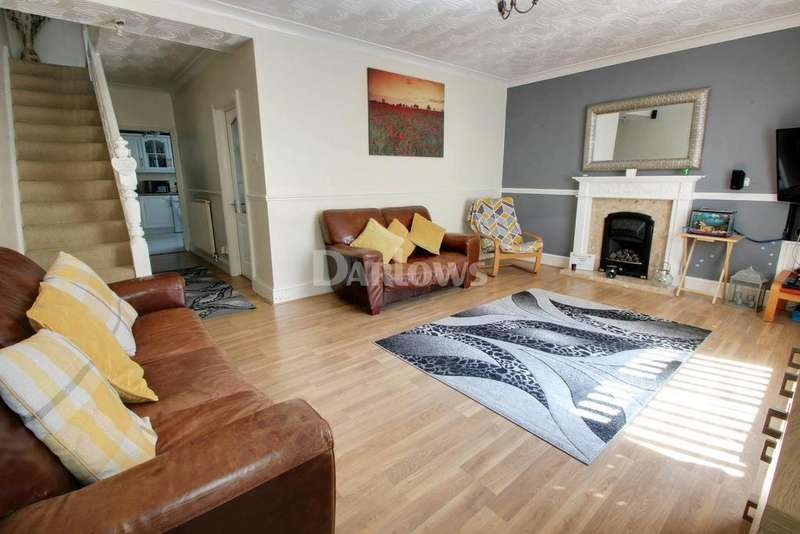 3 Bedrooms Terraced House for sale in Beaufort Rise, Beaufort, Ebbw Vale, Blaenau Gwent