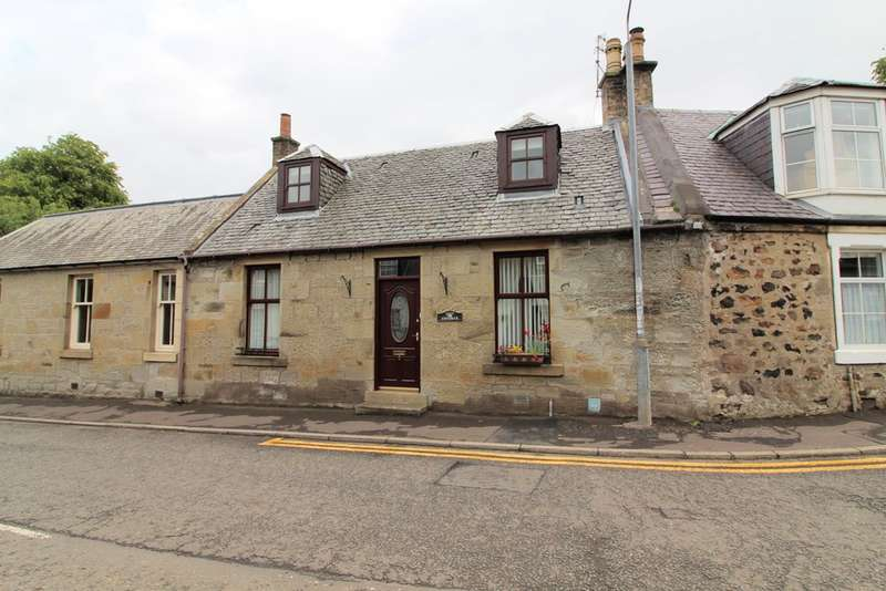 2 Bedrooms Cottage House for sale in Main Street, Symington, Kilmarnock, KA1