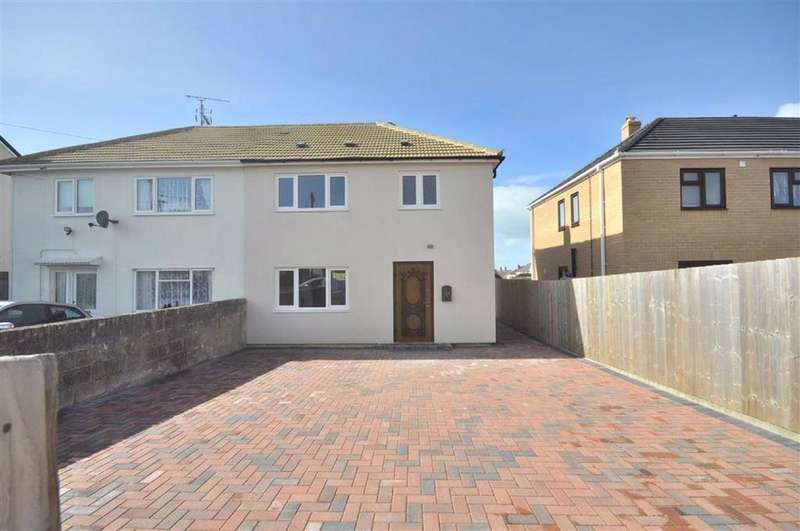 3 Bedrooms Semi Detached House for sale in Mason Road, Stroud