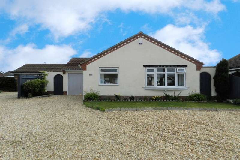 2 Bedrooms Detached Bungalow for sale in Shelley Close, Sutton-On-Sea, Mablethorpe, LN12