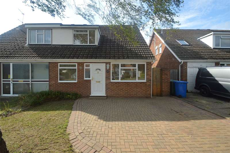 3 Bedrooms Semi Detached House for sale in Cadwell Drive, Maidenhead, Berkshire, SL6