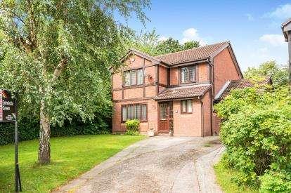 4 Bedrooms Detached House for sale in Winton Grove, Windmill Hill, Runcorn, Cheshire, WA7