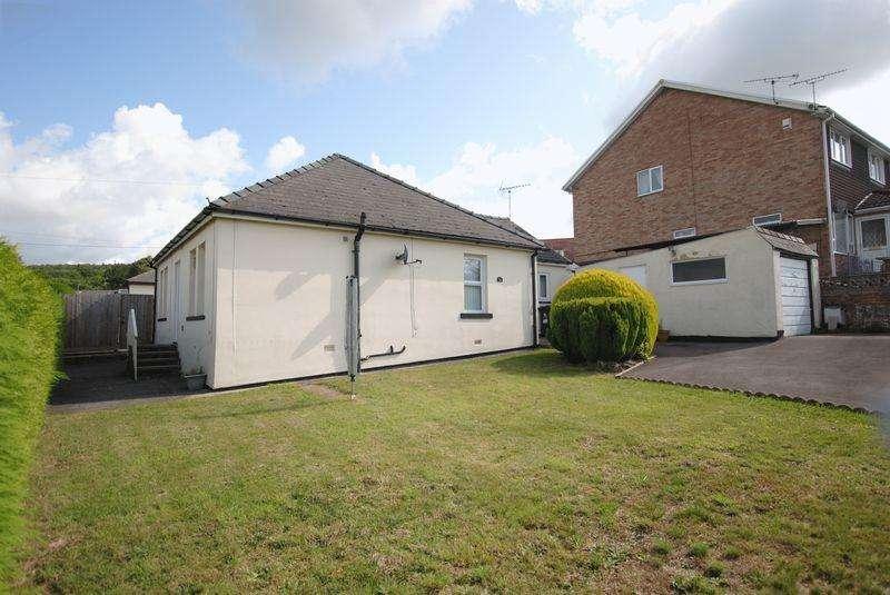 3 Bedrooms Detached Bungalow for sale in Parragate, Cinderford
