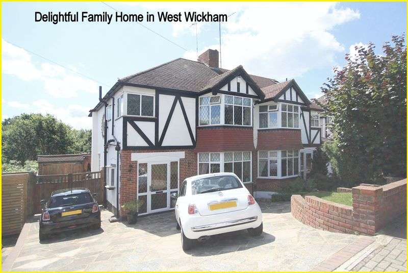 3 Bedrooms Property for sale in Wood Lodge Lane, West Wickham