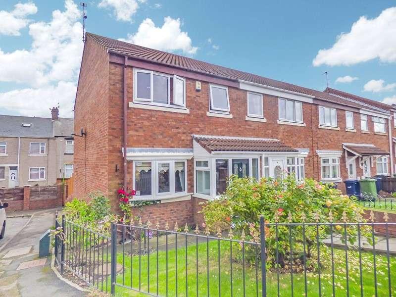 3 Bedrooms Property for sale in Magdalene Place, Sunderland, Tyne and Wear, SR4 6LW