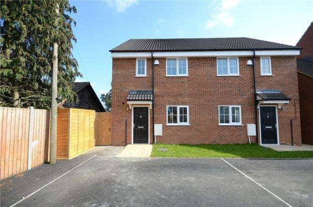 3 Bedrooms Semi Detached House for sale in Macs Close, Padworth, Reading
