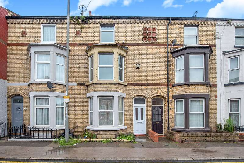 4 Bedrooms House for sale in Lower Breck Road, Liverpool, L6