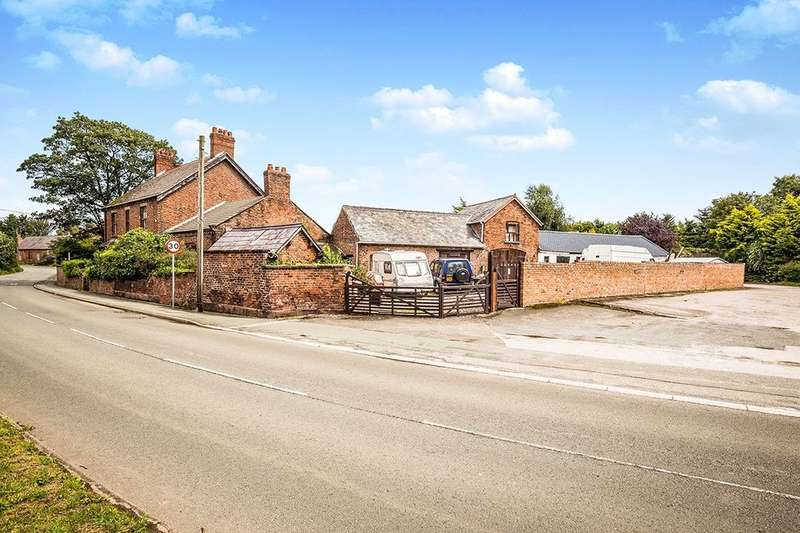 6 Bedrooms Detached House for sale in Ince Lane, Elton, Chester, CH2