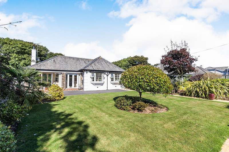 3 Bedrooms Detached Bungalow for sale in Alexandra Road, Illogan, Redruth, Cornwall, TR16
