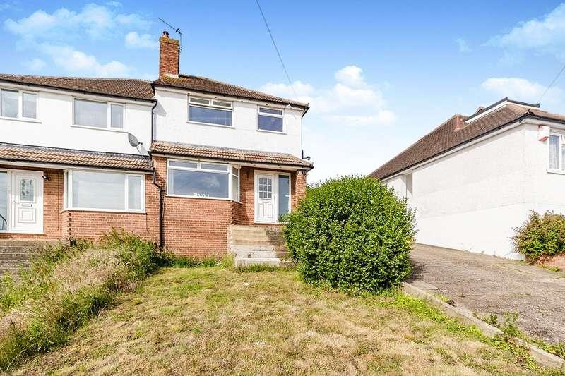 3 Bedrooms Semi Detached House for sale in Coombfield Drive, Dartford, DA2