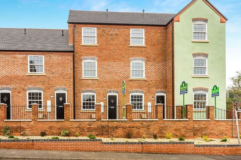 4 Bedrooms House for sale in Mitton Street, Stourport-On-Severn, Worcestershire, DY13