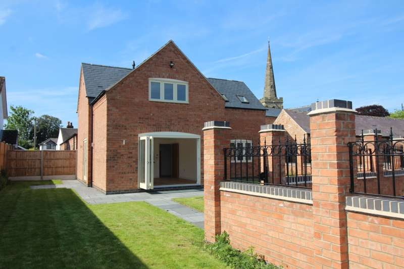 3 Bedrooms Detached House for sale in Church Street, Burbage, Hinckley, Leicestershire, LE10