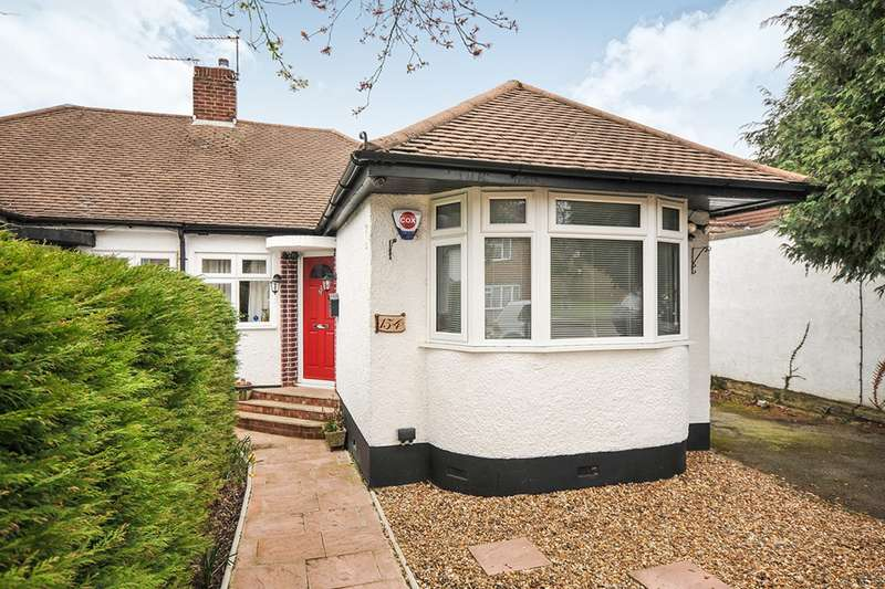 3 Bedrooms Semi Detached Bungalow for sale in Andover Road, Orpington, Kent, BR6