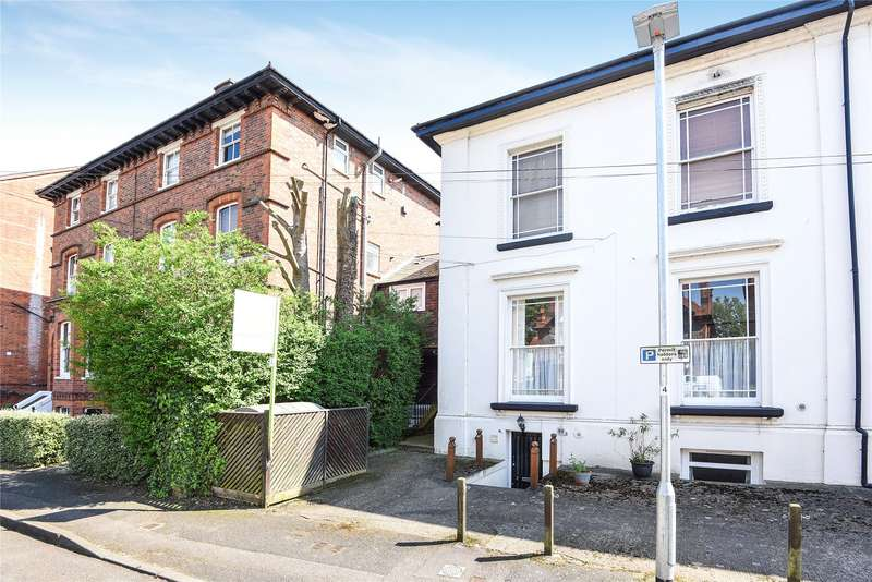 2 Bedrooms Apartment Flat for sale in Castle Crescent, Reading, Berkshire, RG1