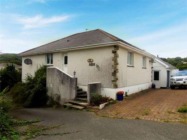 3 Bedrooms Detached House for sale in Tywardreath, Tywardreath Highway, Par, Cornwall