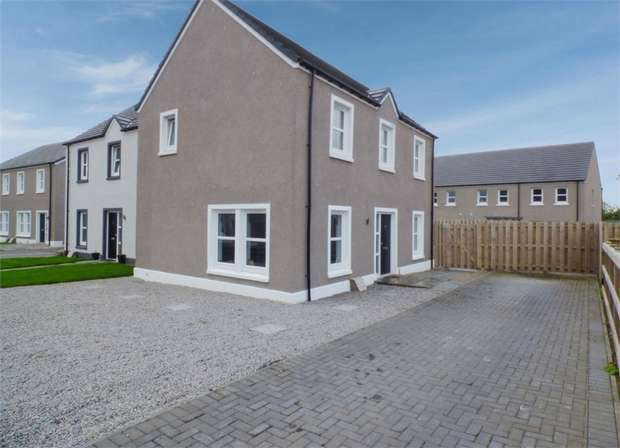 4 Bedrooms Semi Detached House for sale in Strachan Way, Peterhead, Aberdeenshire