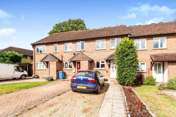 2 Bedrooms Terraced House for sale in Bracknell, Berkshire, .