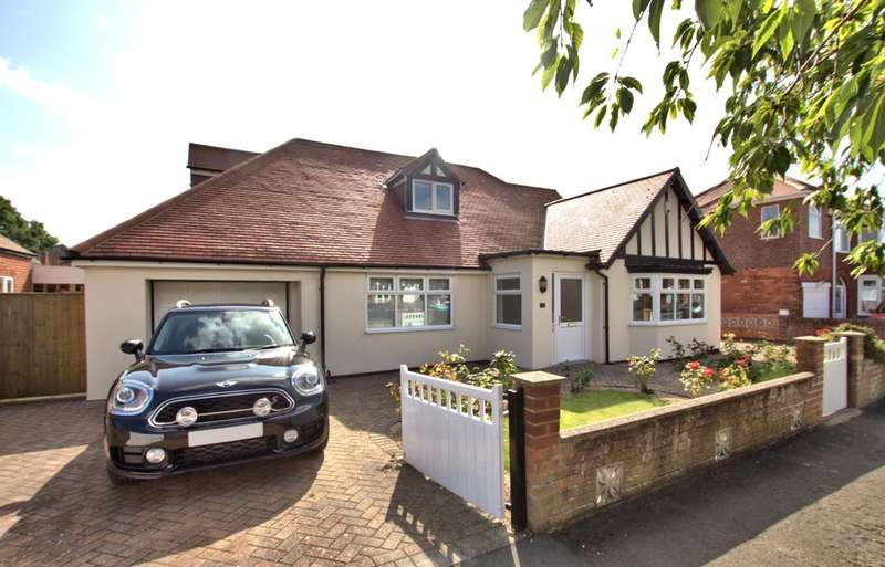 4 Bedrooms Detached Bungalow for sale in Fourth Avenue, Bridlington