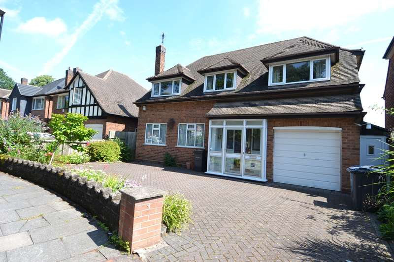 3 Bedrooms Detached House for sale in Wake Green Road, Moseley, Birmingham, B13
